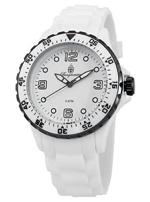 Burgmeister Herren-Armbanduhr XL Analog Quarz Silikon BM603-586E