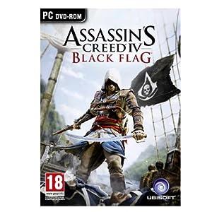 Ubisoft Assassin's Creed IV: Black Flag-PC