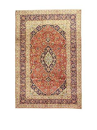 Eden Teppich   M.Kashan 200X300 mehrfarbig