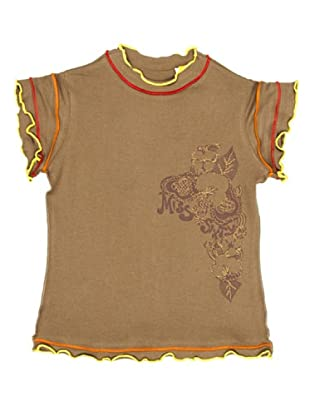 Miss Sixty Kids Camiseta Niña (Caqui)