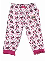 Hello Kitty Girls Printed Pyjama - Pink (0 - 12 Months)