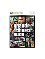 New Take-Two Grand Theft Auto Iv Action/Adventure Game Xbox 360 Excellent Performance Modern Design