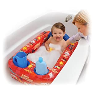 Disney Inflatable Safety Bathtub