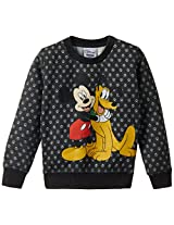 Disney Boy's Mickey and Pluto T-Shirt