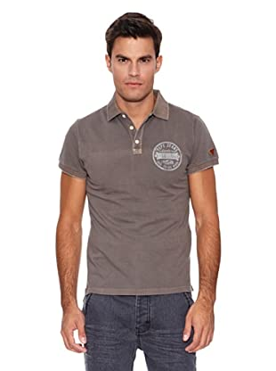 Pepe Jeans London Camiseta Berwick (Gris)