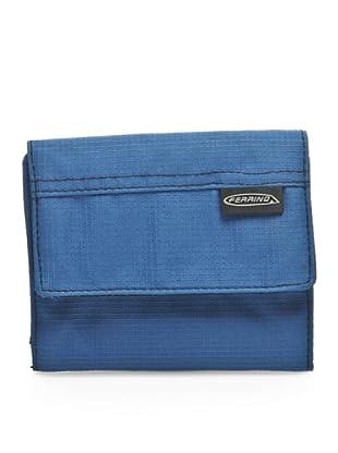 Ferrino Cartera W-Flat (Azul)