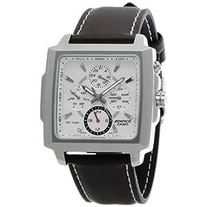 Casio Edifice Silver Dial Men's Watch - EF-324L-7AVDF (ED311)
