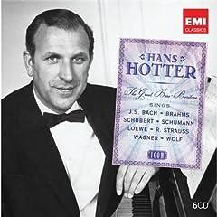 EMI Icon:ハンス・ホッター(6枚組)のAmazonの商品頁を開く