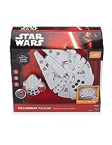 Star Wars Classic Millennium Falcon, Black/Orange