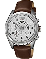 Esprit Analog Watch For Men Dark Brown ES105351002