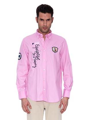 St. Tropez Camisa Peter (Rosa)
