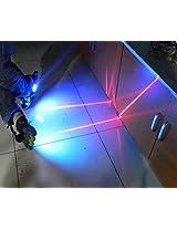 Acegoo Inline Skate Lights Kit - USB Rechargeable Skate Blade Led Strip Lights and Laser - Night Time Skating Flashing Led Lights