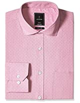 Xessentia Men's Formal Slim Fit Shirt