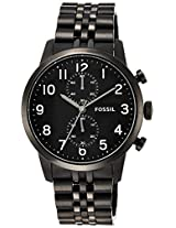 Fossil End of Season Analog Multi-Colour Dial Men's Watch - FS4877