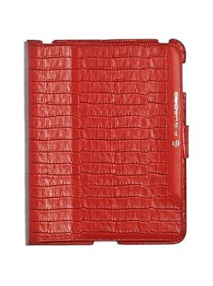 Piquadro Custodia iPad (Rosso)