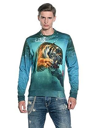 Frankie Morello Sweatshirt Borione