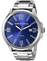Quiksilver Analog Blue Dial Men's Watch - QS-1002-BLSV