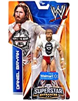 Mattel WWE Wrestling 2014 Exclusive Superstar Entrances Action Figure Daniel Bryan [Respect the Bear
