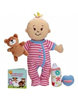 Manhattan Toy Wee Baby Stella Sleepy Time Baby Doll Pretend Play Set With Lavender Scent