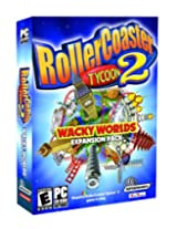 RollerCoaster Tycoon 2: Wacky Worlds - Expansion Pack (PC)