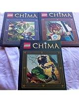 Lego Legends of Chima 2 Pocket Folder Assorted Designs