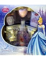 Disney Princess Cinderella Lavender Garden Set for Bath
