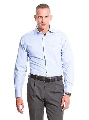 Pedro del Hierro Camisa Non Iron Vestir Logo (Azul)