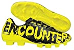 Nivia Encounter Football Stud - Yellow Black - 9 UK