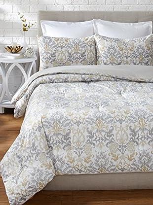 Laura Ashley Penelope Comforter Set (Taupe)