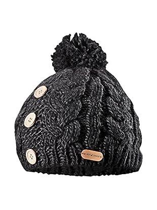 Black Crevice Mütze