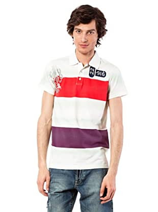 Custo Poloshirt Balmix (Mehrfarbig)