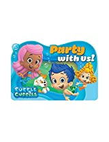 Bubble Guppies Invitations (8 Pack) Party Supplies