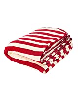 Candy Stripes Throw