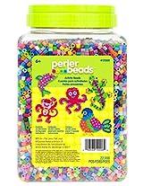 Enhances Color & Shape Recognition Bead Jar