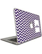 Kansas State University - MacBook Air or MacBook Pro (13 inch) Vinyl Skin - Chevron