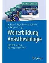 Weiterbildung Anästhesiologie: CME - Beiträge aus: Der Anaesthesist 2015