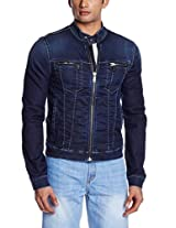 GAS Men's Denim Jacket