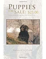 Puppies for Sale: $25.00 a Collection of the Best Dog Stories Ever