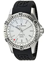 Revue Thommen Pioneer XL Analog White Dial Men's Watch - 16070.2832