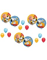 Peanuts Charlie Brown New Movie! Balloons Decoration Supplies Party Snoopy