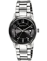 Esprit ES Tyler Analog Black Dial Men's Watch - ES108391002