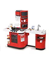 SMOBY - COOK MASTER KITCHEN RED