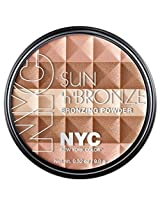 N.Y.C. Sun N Bronze Bronzing Powder - Hamptons Radiance (706)