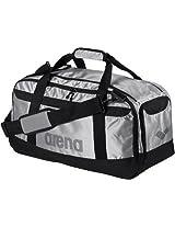 Arena Navigator Sports Bag, Small (Silver)