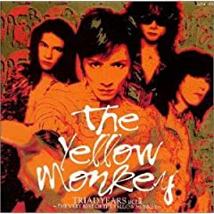 TRIAD YEARS act II-THE VERY BEST OF THE YELLOW MONKEY-(THE YELLOW MONKEY)