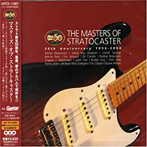 The Master Of Stratocaster 50th Anniversary 1954-2004