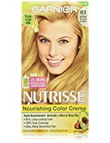 Garnier Nutrisse Nourishing Color Crème, Medium Golden Blonde