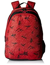 Wildcraft 30 Liters Multi-Colour Casual Backpack (Nature 2 RED)