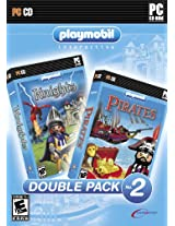 Playmobil Double Pack #2 - Knights and Pirates (PC)