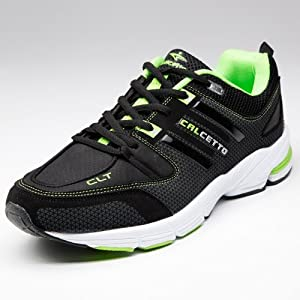 Calcetto Black Men - Running Shoes